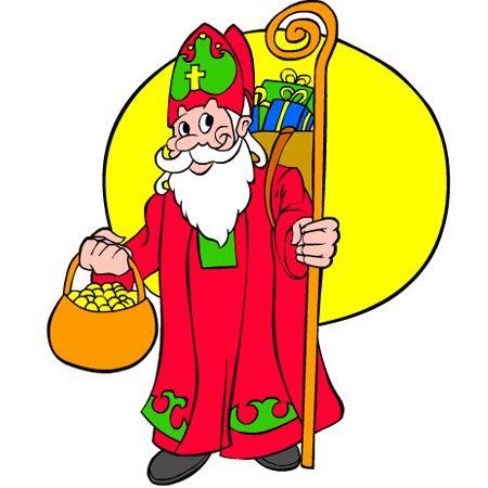 Sveti Nikola u našem vrtiću!
