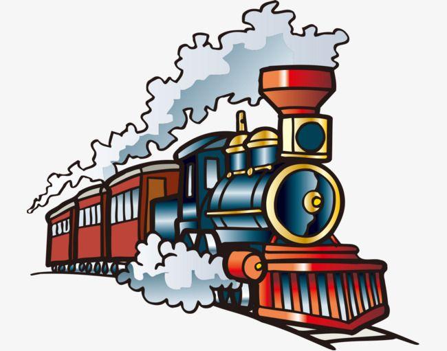 Ću ću ću!!! Juri božićni vlak….